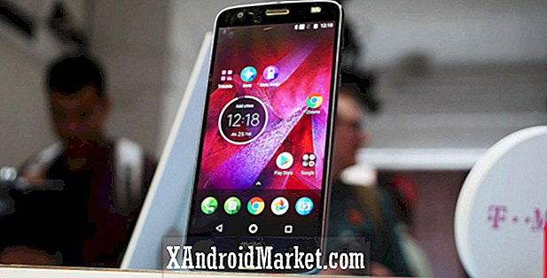 Specs sammenligning: Moto Z2 Force vs Moto Z2 Play vs Moto Z Force