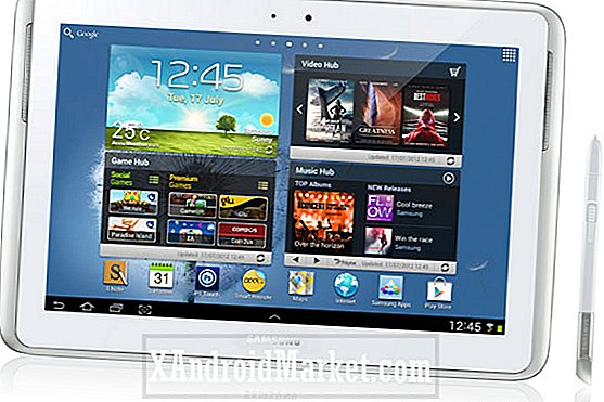Android 4.1.2 Jelly Bean-update wordt geïmplementeerd voor internationale Galaxy Note 10.1