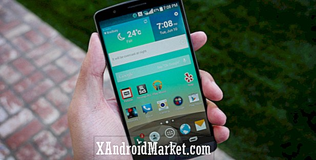 Marshmallow golpea el LG G3 en AT & T y T-Mobile