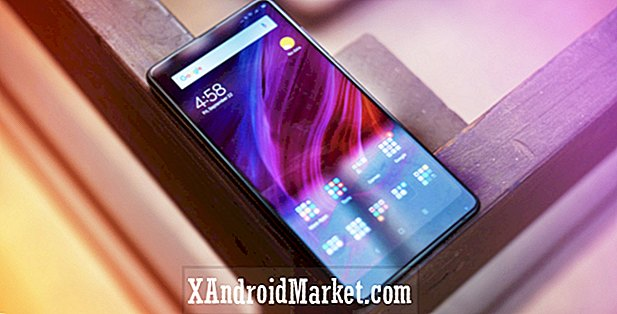 Xiaomi lanserer Mi MIX 2 i India