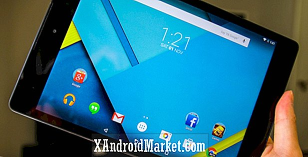 Nexus 9 disparu du Google Store
