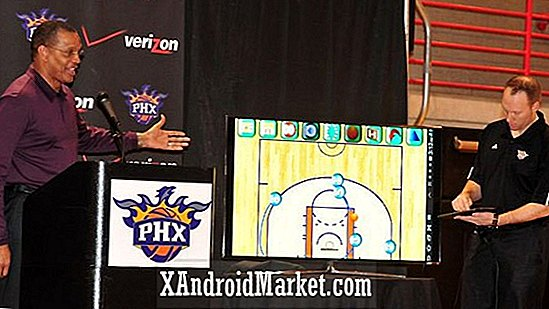 The Phoenix Suns Obtenez Androidified