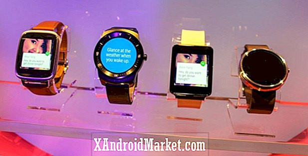 Rapport: Android Wear kan snart fungere sammen med iPhone