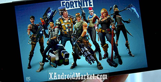 Fortnite for Android lækker point til risikabel anti-google play plan