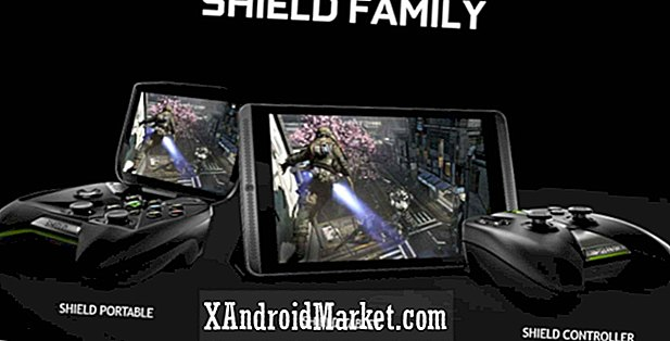 Nvidia lanceert de Tegra K1 powered Shield-tablet, beginnend bij $ 299