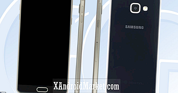Samsung Galaxy A7 (2016) visto en TENAA de China