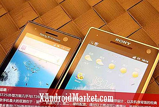 Sony Xperia S Leaked Photos Circulate the Web