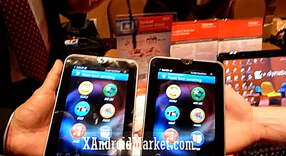 Hands-on demo af Toshibas Jet Technology til Android
