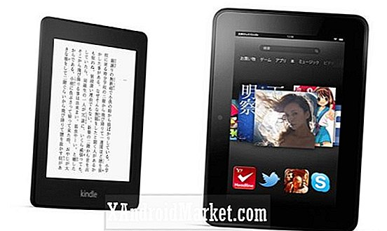 Amazon åbner Kindle Store i Japan, så bring Kindle Paperwhite, Fire og Fire HD