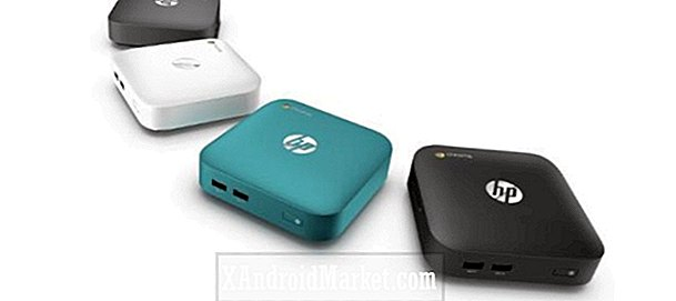 HP Chromebox anunciado oficialmente, disponible esta primavera.