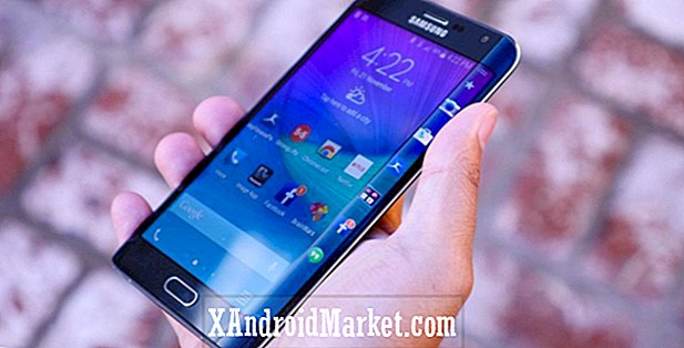 Sprint Galaxy Note Edge og Note 3 ser nu Android 5.0 Lollipop rollout