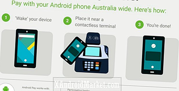 "Android Pay sier ""G'day, Australia"""