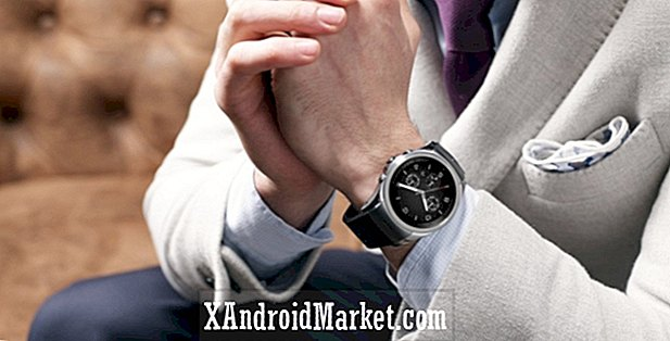 New Watch Urban model tilbyder LTE, NFC, men ingen Android Wear