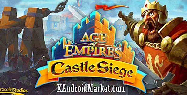 Age of Empires: Castle Siege stormet Android tidlig i mars