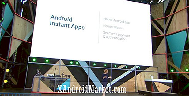 Google apporte certaines applications instantanées Android au Play Store
