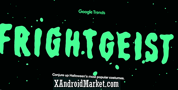 Google Fright Spirit asusta las tendencias de disfraces de Halloween