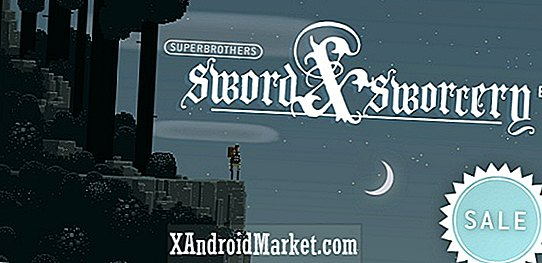 Superbrothers: Sword and Sworcery EP treffer Play Store