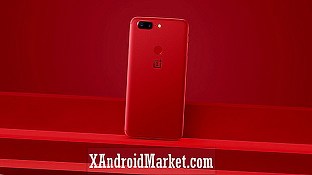 Actualización: Lava Red OnePlus 5T ya está disponible en India