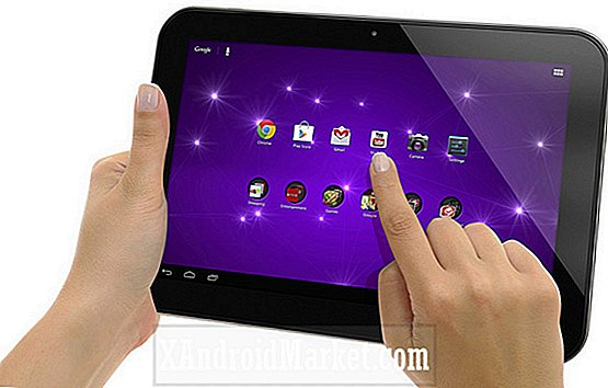 Android 4.1.1 Jelly Bean opdatering nu ruller ud for Toshiba Excite 7.7