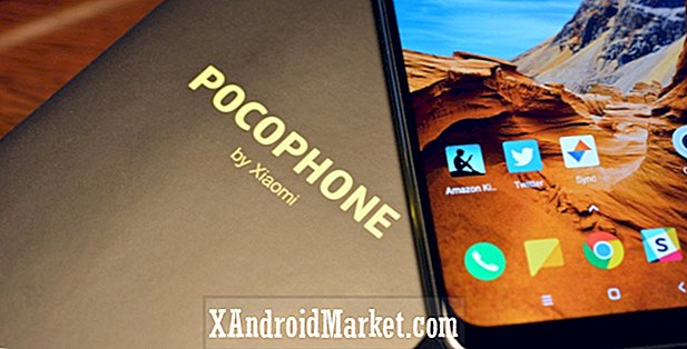 Köp Xiaomos Pocophone F1 via Amazon UK