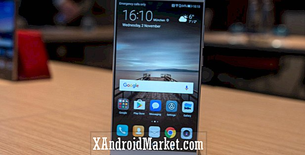 Huawei Mate 9 gaat via Three in de UK op de markt