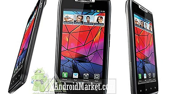 Motorola Droid RAZR - 7.1mm Tynn, Kevlar, 1,2 GHz Dual Core, Super AMOLED QHD