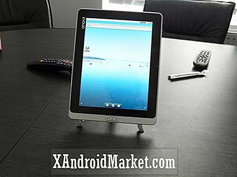 Romanian Neura Android Tablet satt til utfordring iPad 2