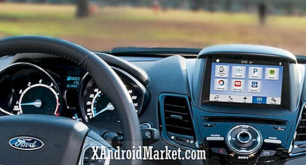 Ford annonce le support Android Auto pour ses véhicules
