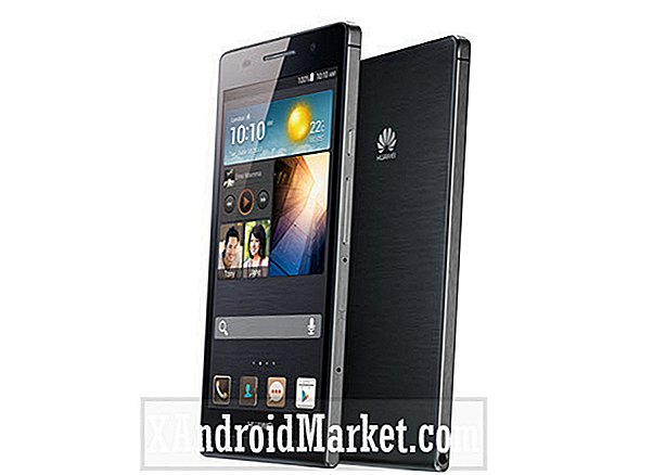Huawei veut faire un Google Play Edition Ascend P6