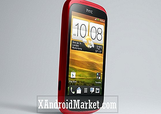 HTC Desire C: Galerie d'images officielle disponible