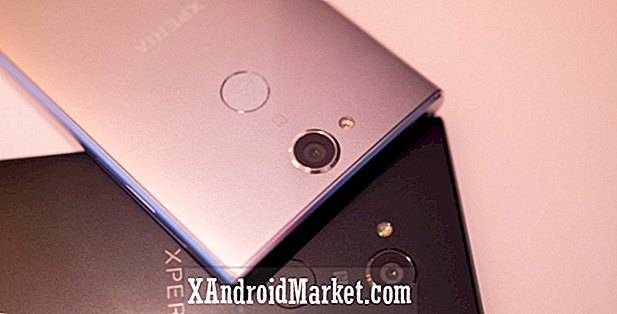 Specifikationer for den rygter Sony Xperia XZ2 og XZ2 Compact kan have lækket