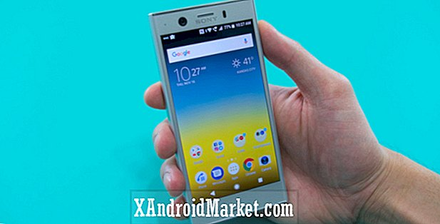 Deal: Få Sony Xperia XZ1 til $ 535 ($ 165 off)
