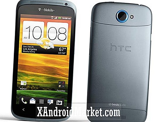 HTC One S rammer T-Mobile butikker den 25. april til 199,99 dollar