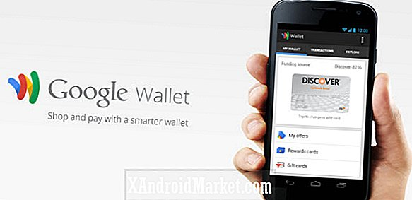 Google Wallet tar over for kassen