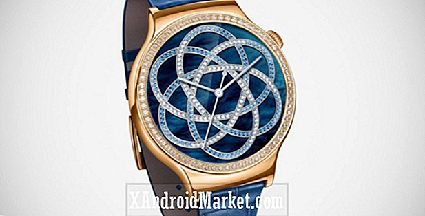 Huawei visar sin feminina sida med New Watch Jewel och Watch Elegant