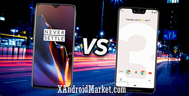 Speed ​​Test G: OnePlus 6T vs Google Pixel 3
