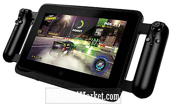 $ 999 Razer Edge gaming Windows 8-tablett tillkännagav, tidigare känt som Project Fiona