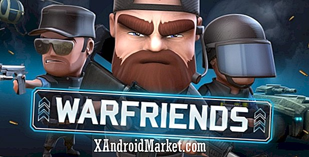 EA bringer action titel WarFriends til Android, download det gratis i dag