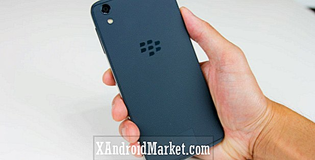 Patchs BlackBerry Quadrooter: premier grand fabricant à le faire