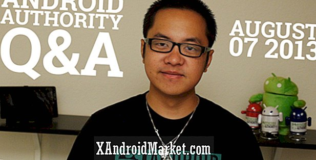 Android Authority Q & A - 07 augusti 2013