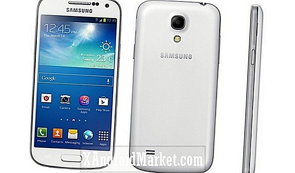 Samsung SCH-I435 kan være Verizon's Galaxy S4 mini