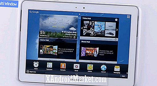 Samsung Galaxy Note 10.1's Jelly Bean oppdatering å komme med Premium Suite [video]