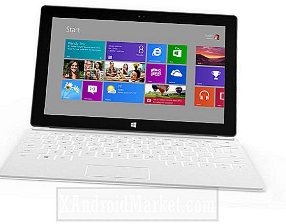Microsoft Surface Windows 8 / RT-tablets onthuld: specificaties, functies, releasedatum en prijs