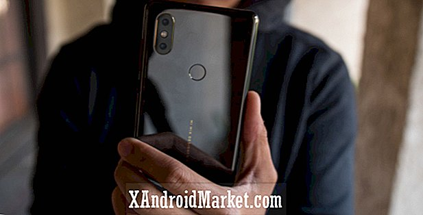 """Xiaomi Mi Mix 2S specs: """"S"""" er for lille forbedring"""