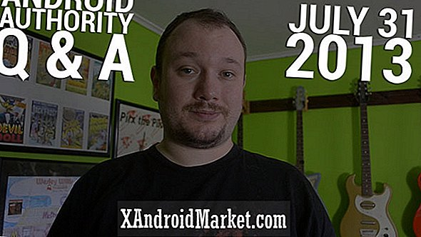 Android Authority Q & A - 31 juli 2013