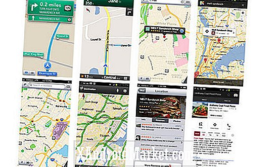 Apple Maps frente a Google Maps: informes de consumidores ... informes