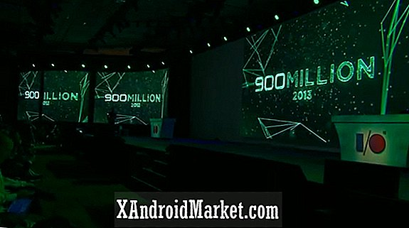 Google: 900 millions d'activations Android, 48 milliards d'applications installées