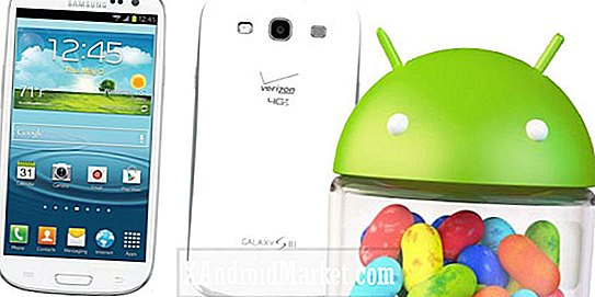 Verizon se prépare à déployer Jelly Bean sur Galaxy S3 et met en ligne des documents de support