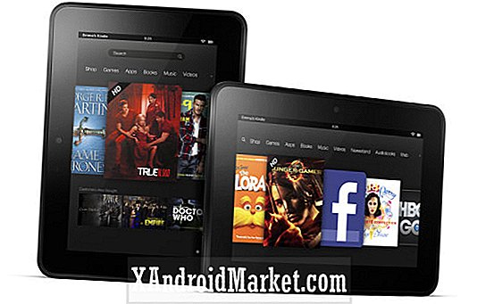 Kindle Fire HD oppdatert til 7.2.2, Kindle Free Time Unlimited tags sammen