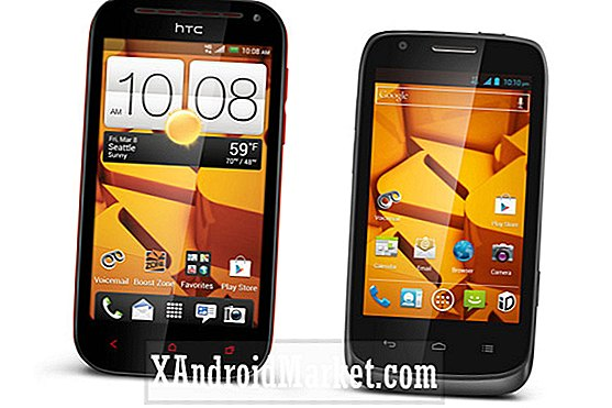 HTC One SV et ZTE Force viendront booster Mobile le 7 mars